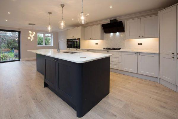 property refurbishment in bickley by aes refurbishments ltd (14)